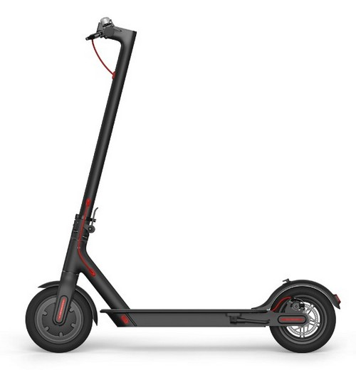 Внешний вид электросамоката Xiaomi MiJia Electric Scooter M365